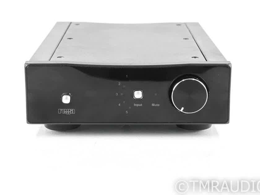 Rega Brio-R Stereo Integrated Amplifier; Remote; MM Phono (21120)