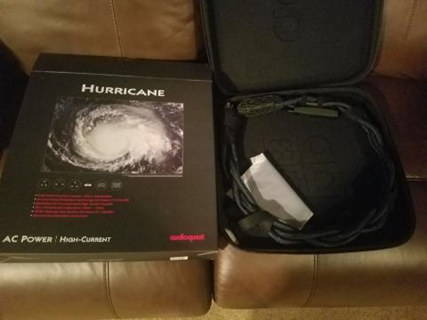 AudioQuest Hurricane HC PC