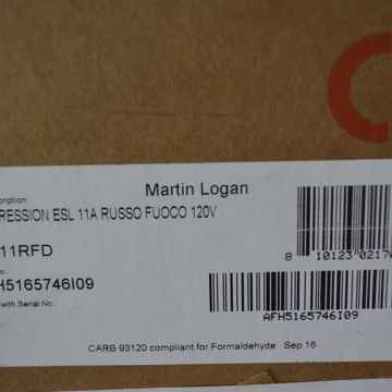 Martin Logan Impression ESL 11A