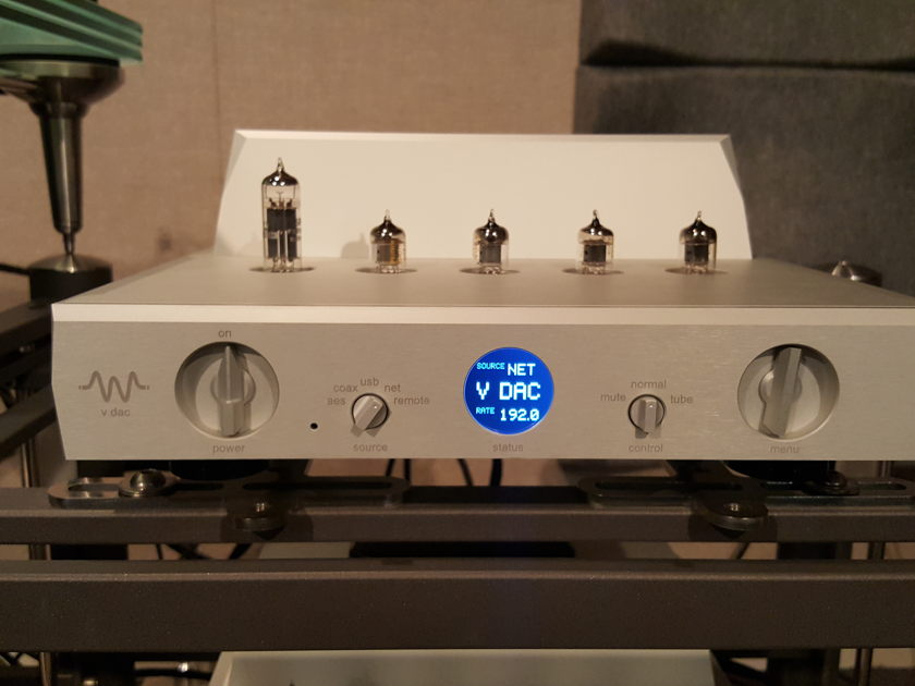 PACKAGE DEAL!  Waversa Systems Incorporated WVPRE MK2 Western Electric, & WVPOWER-300B MK2  Monoblock Amplifier combo