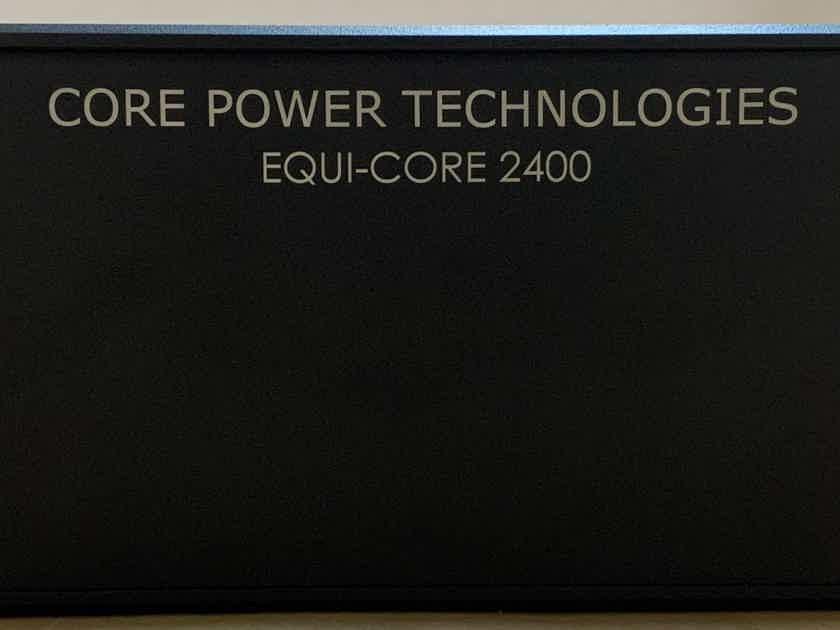 Core Power Technologies Equi=Core 2400 20 amp balanced conditioner-FREE $450. PC