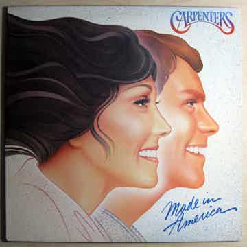 Carpenters - Made In America - Promo 1981 A&M Records S...