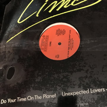 lime Lime - Do Your Time On The Planet