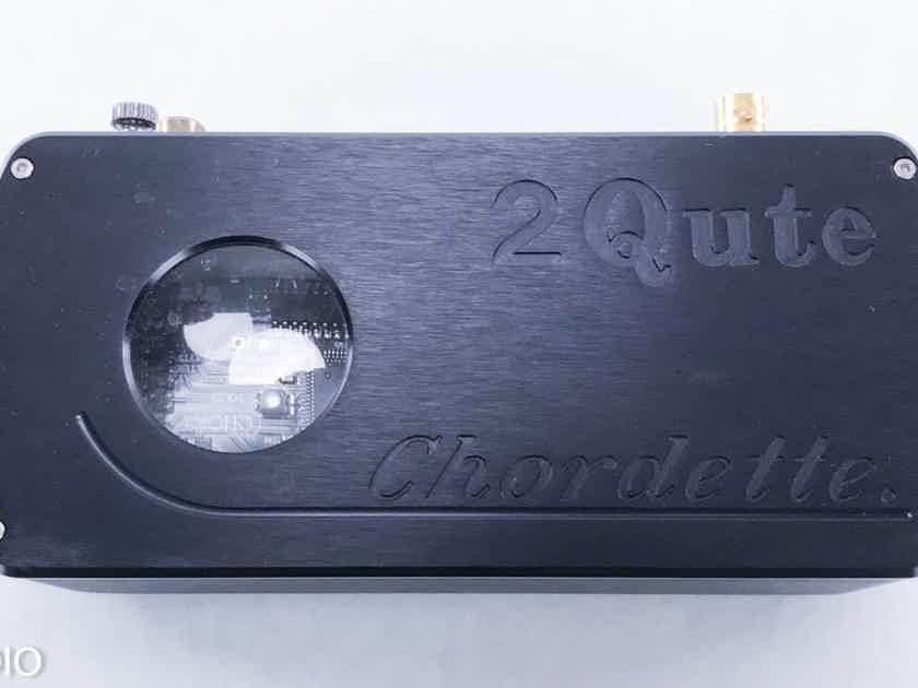 Chord Chordette 2Qute DAC D/A Converter; DSD; USB (15322)