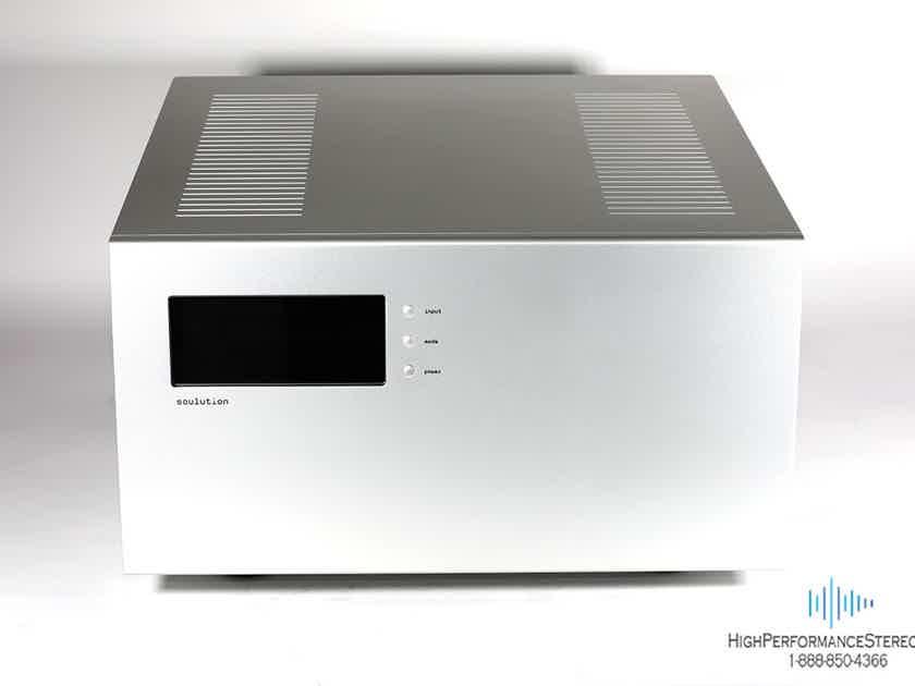 Soulution 710 Stereo Amplifier
