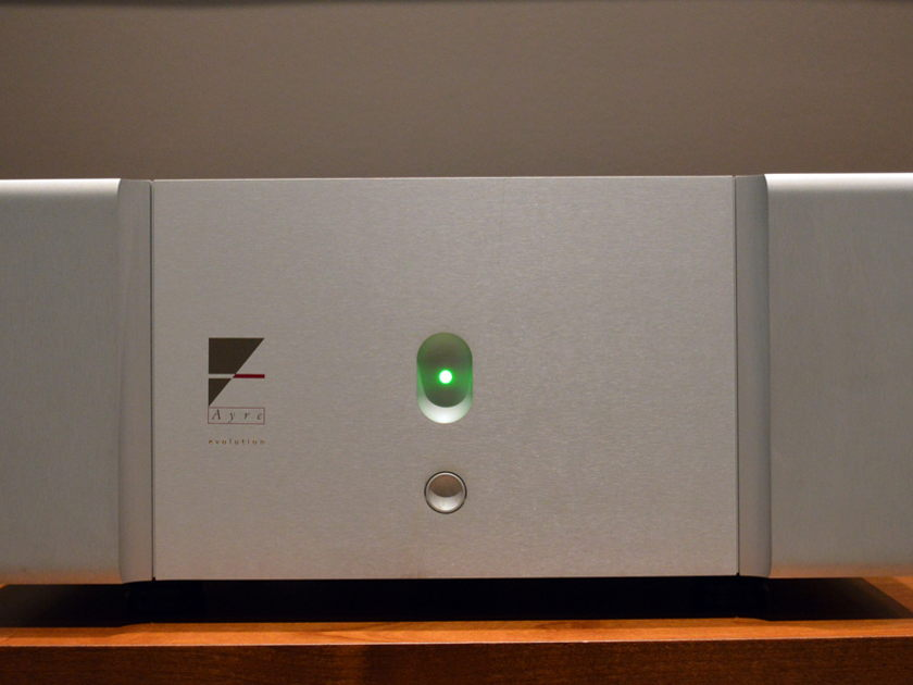 Ayre Acoustics V-6xe Evolution 2-Channel Ultra Pure Power Amplifier w/ latest upgrades
