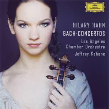 Bach Violin Concertos -Hybrid SACD