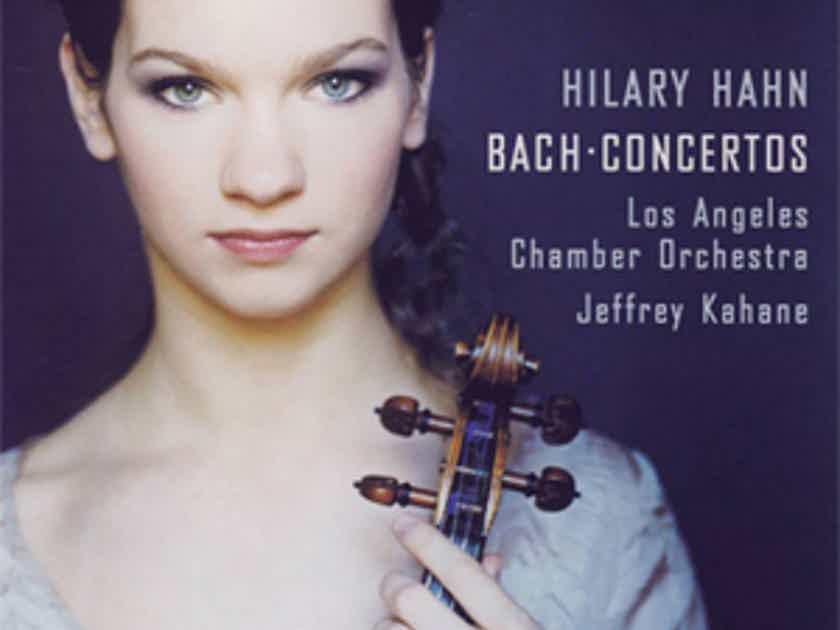 Hilary Hann  Bach Violin Concertos -Hybrid SACD