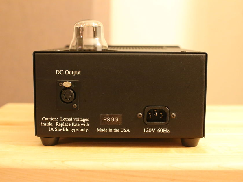 Modwright Oppo BDP-105 with Upgraded tubes