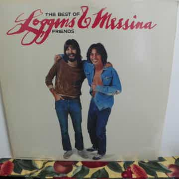 LOGGINS & MESSINA THE BEST OF FRIENDS