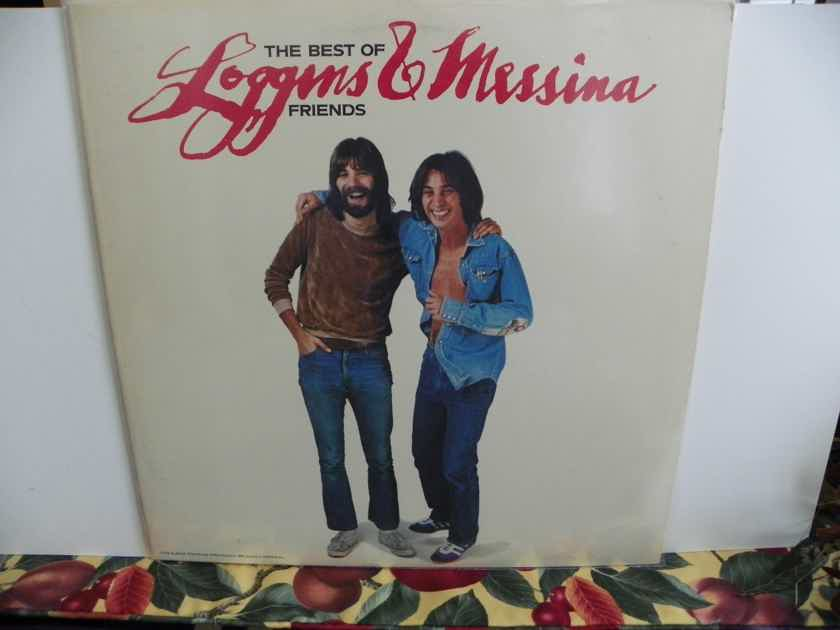 LOGGINS & MESSINA - THE BEST OF FRIENDS Pressing is NM
