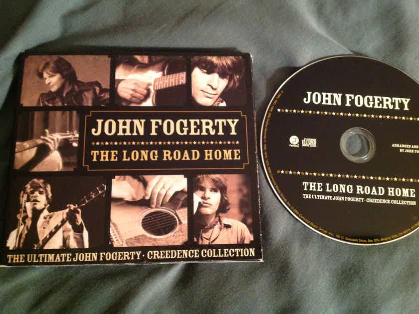 John Fogerty  The Long Road Home 25 Tracks Fantasy Records