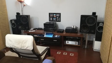 Tri amp System  Soso