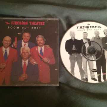 Firesign Theatre  Boom Dot Bust