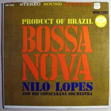 Product Of Brazil Bossa Nova