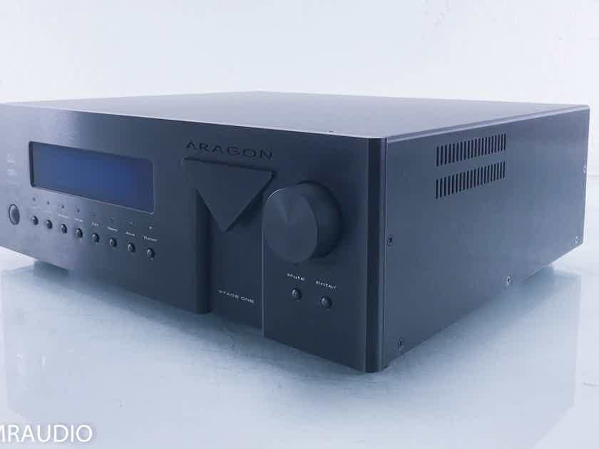 Aragon / Klipsch Stage One 7.1 Channel Preamplifier; Processor (No remote) (11458)