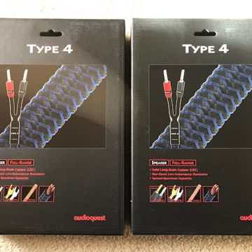 Type 4 Speaker Cable