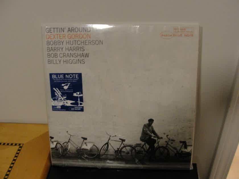 Dexter Gordan Gettin' Around Music Matters 45rpm 2 LPs