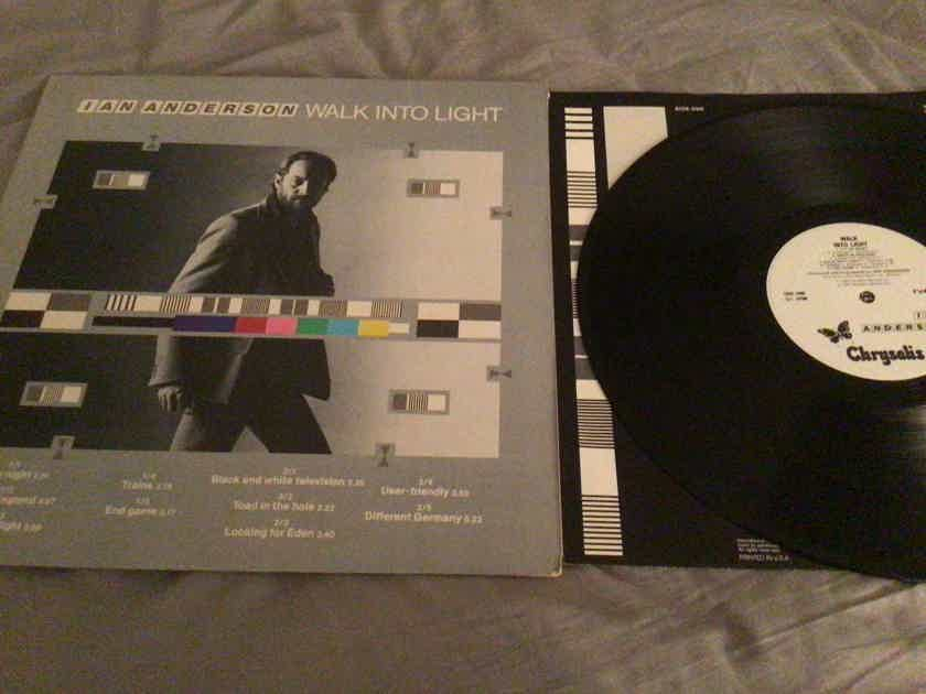 Ian Anderson Jethro Tull Solo LP Walk Into Light