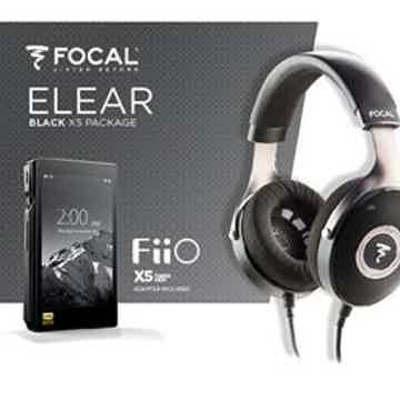 Focal Elear Headphones Brand New With Free Fiio X5III F...