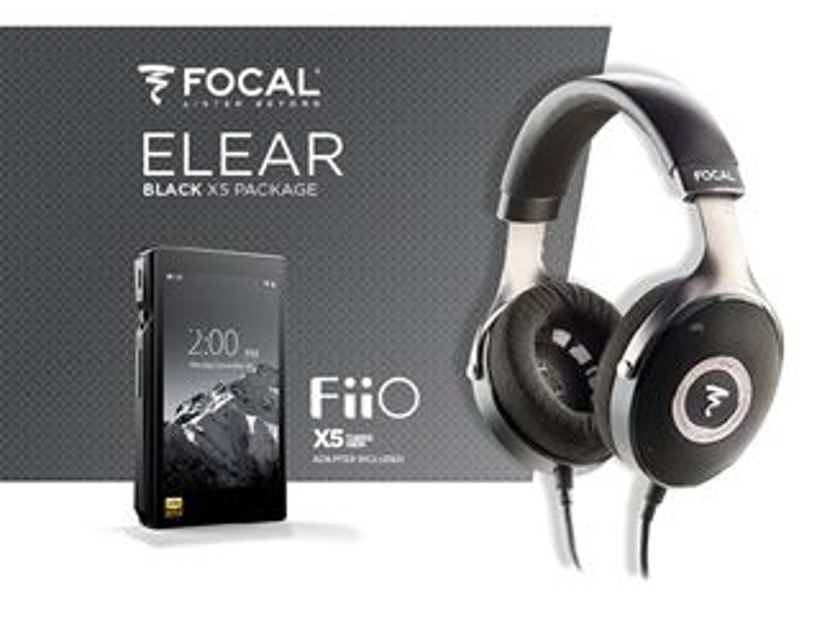 Focal Elear Headphones Brand New With Free Fiio X5III Save $750 Free Shipping and Paypal