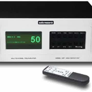 Audio Research MP-1 Stereo + Multi-Channel Pre-Amp, $7,...