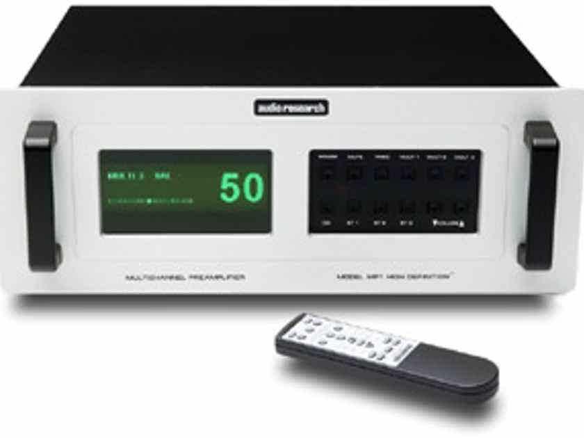 Audio Research MP-1 Stereo + Multi-Channel Pre-Amp, $7,000 new - Trades OK