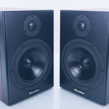 Silverline Minuet Grand Bookshelf Speakers