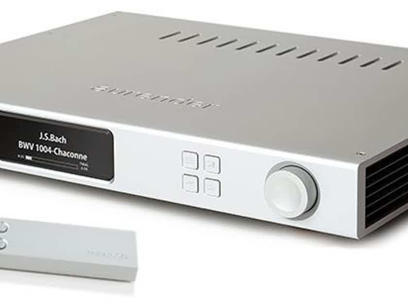 Aurender A10 4TB Silver - High End Streamer - Great Condition Unit