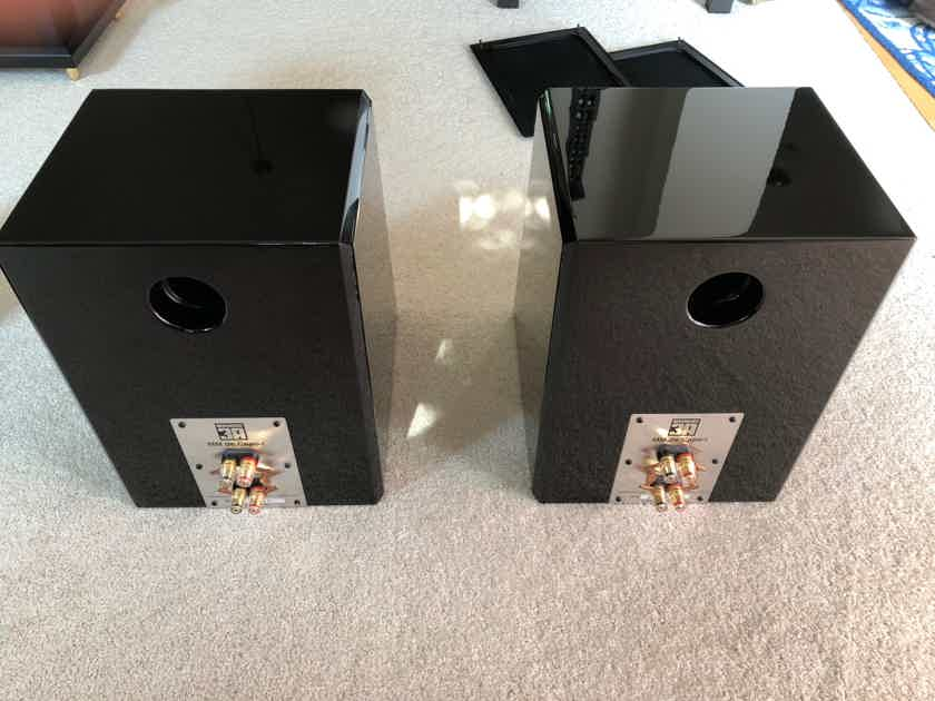 Reference 3A DeCapo-i MM Monitor (Bookshelf) Speakers with Stands