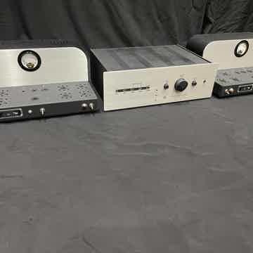 Atma-Sphere M-60 OTL Mono Block Brand New 220-240V Full...