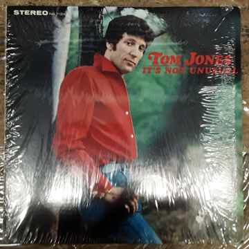 Tom Jones  - It's Not Unusual 1965 Original Pressing Vi...