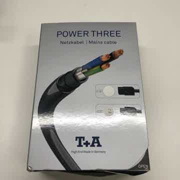 T+A Elektroakustic Power Three 15amp, 3m