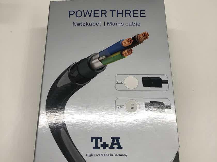 T+A Elektroakustic Power Three 15amp, 3m