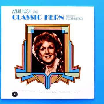 Reference Recordings  LP - MARNI NIXON Classic Kern    NEW