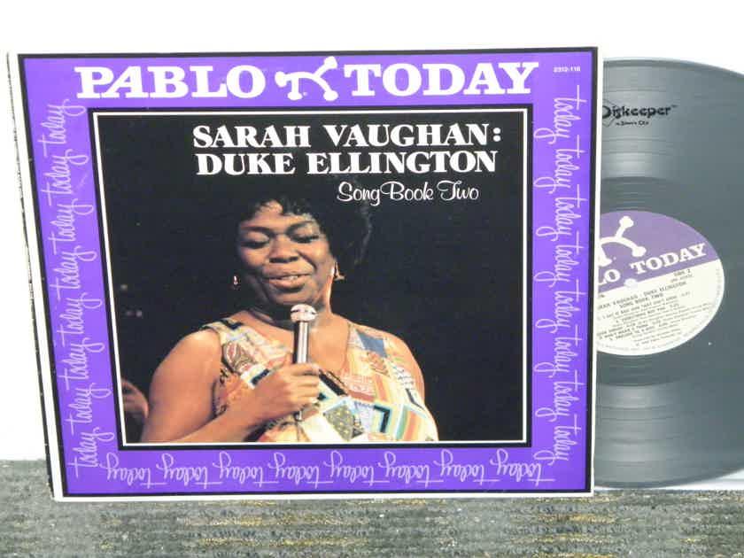 Sarah Vaughan+more - Duke Ellington Songbook Vol. Two Pablo 2310 116 No barcodes