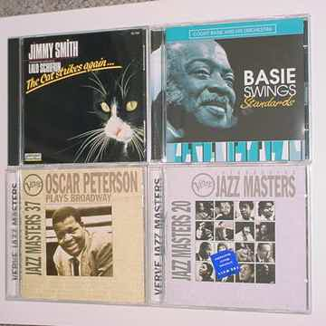Basie swings standards Jimmy Smith cat strikes