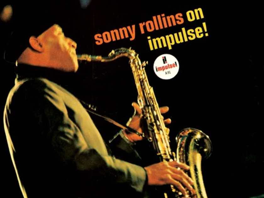 Sonny Rollins - On Impulse! Analog Production 45 rpm 2LPs