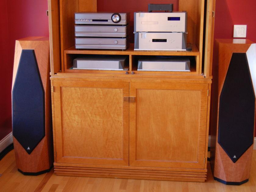 Avalon Acoustics Time Speakers