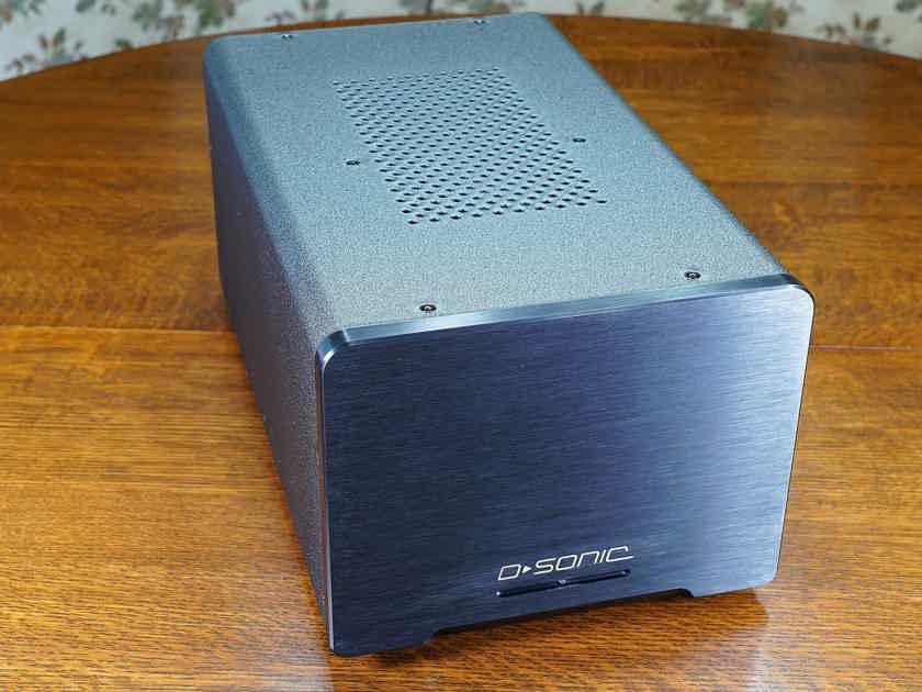 D-Sonic M3 1200-3 - 3 Channel Digital Amp