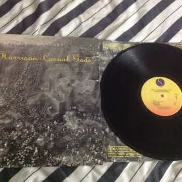 Jerry Harrison  - Casual Gods Sire Records Talking Head...