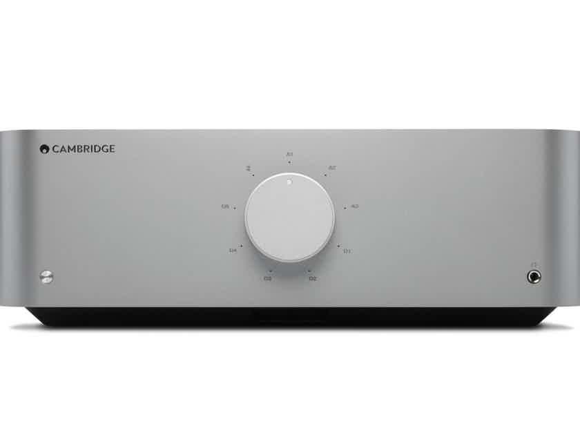 Cambridge Audio Edge-A integrated amp w/USB, digital, HDMI ARC and bluetooth !