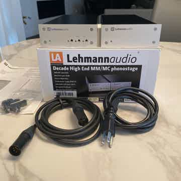 Lehmann Audio Decade Phonostage