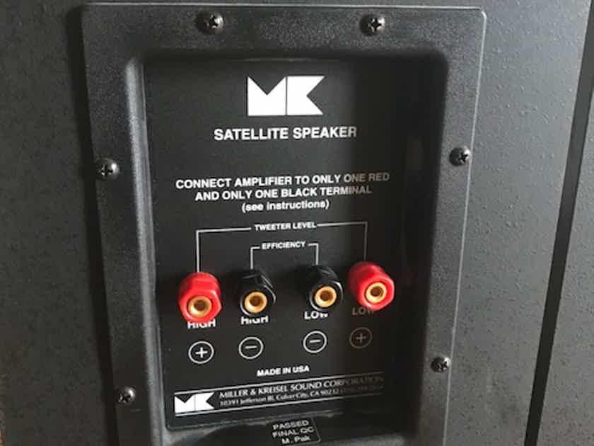 M Amp K Sound S 80 Monitors Audiogon