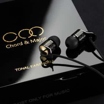 Chord & Major Major 01'16 Electronic Music Earphones
