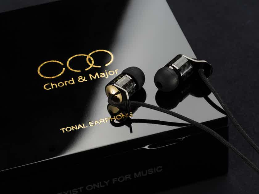 Chord & Major Electronic Music Premium Earphones