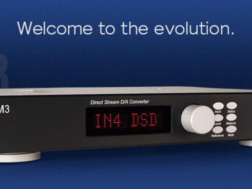 Bricasti Design M3 DAC (Digital to Analog Converter) New Model!