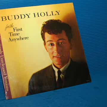 "BUDDY HOLLY   - ""For the First Time Anywhere"" -  MCA 19..."