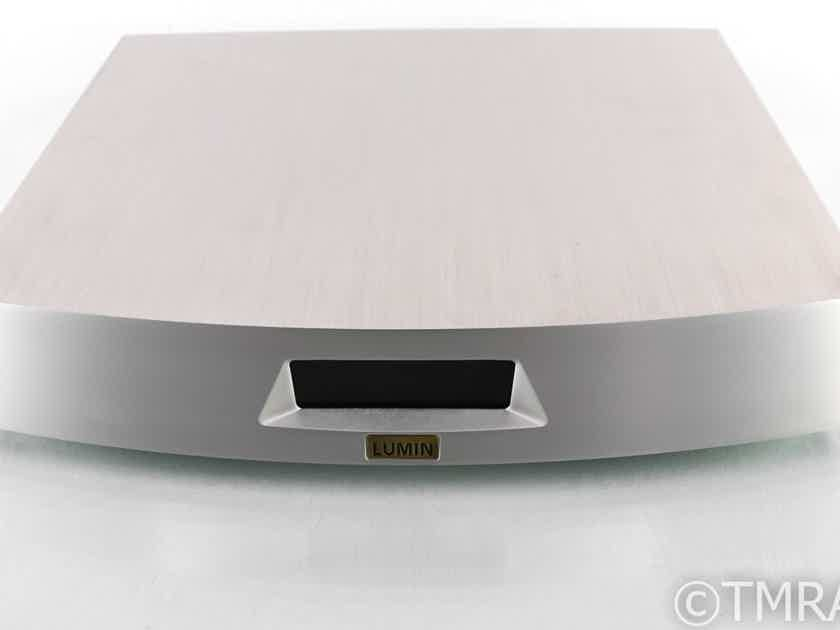 Lumin S1 Network Streamer; S-1; Silver; Roon Ready; Spotify Connect (28514)
