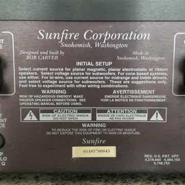 Sunfire Series II